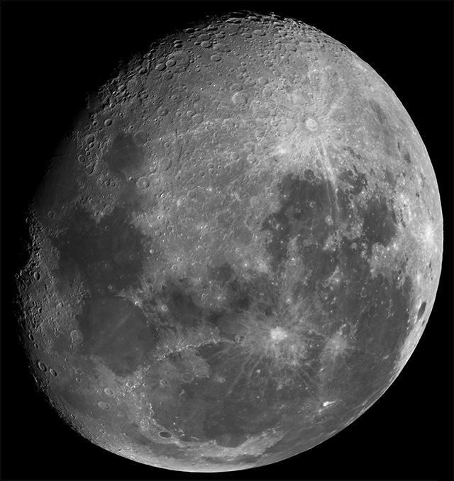 естественный спутник земли - луна