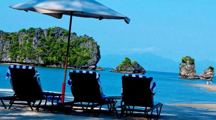 Пляжи острова Лангкави