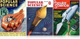 Popular Science выпуски 1919 года