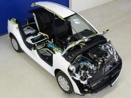 Hybrid Air - инновационный гибридный двигатель