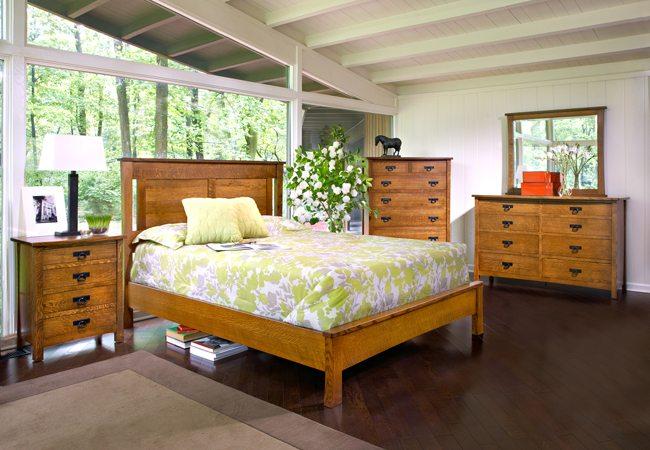 На чем лучше спать? Покупка кровати из массива дерева