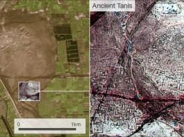 Поиск древних сооружений по спутниковым снимкам