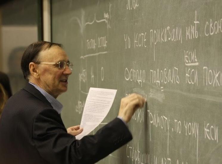 Академик Андрей Зализняк о ложной лингвистике Фоменко