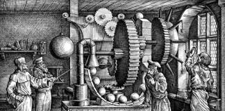 Perpetuum Mobile - вечный двигатель