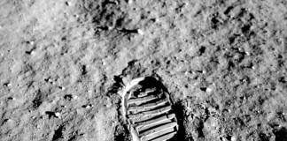 След человека на Луне, 1969 год