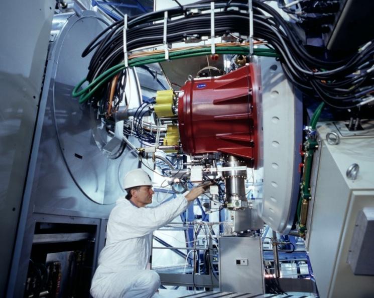 Аппарат NACO за наблюдением движения экзопланет