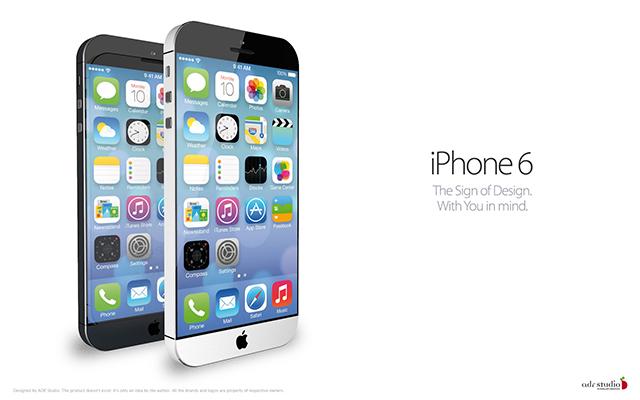 скорый выход iPhone 6