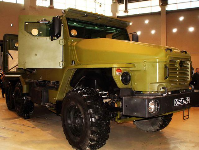 Урал-4320-ВВ