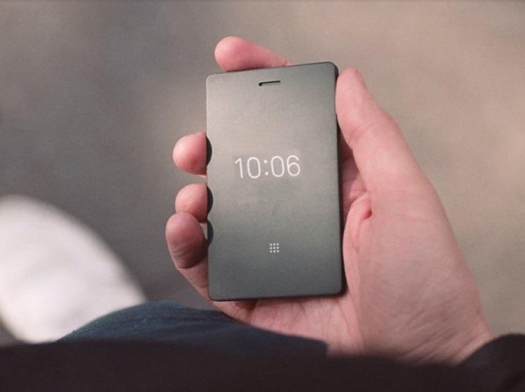 АскетФон Light Phone 2 — смартфон с E-Ink экраном