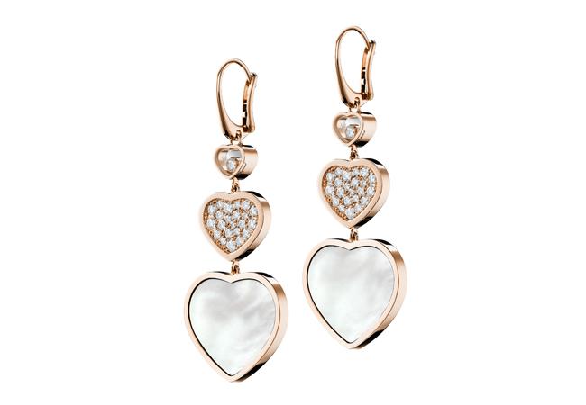 Серьги с бриллиантами и другие ювелирные украшения