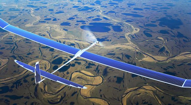 Беспилотный аппарат Solara