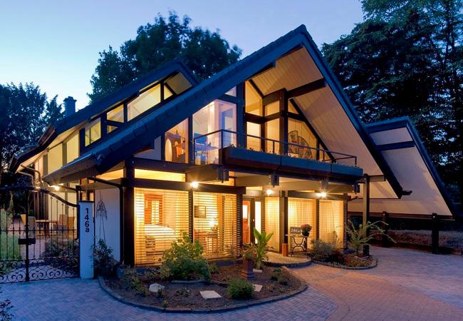 Строительство красивых, комфортных и очень уютных домов по канадской технологии