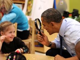 Президент Обама о важности образования