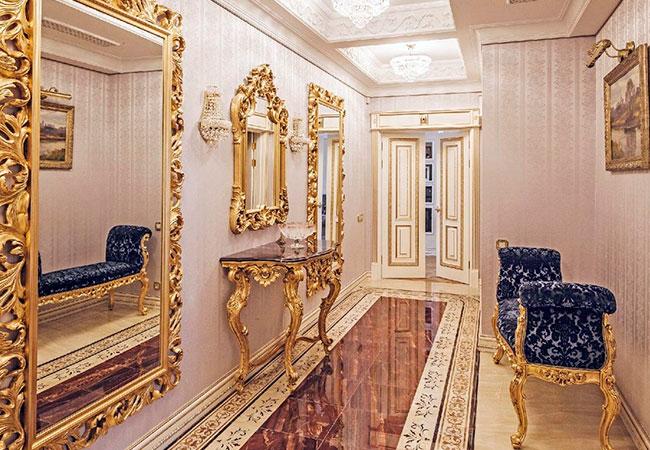Голландская элитная мебель в СПб. Характерные черты бренда