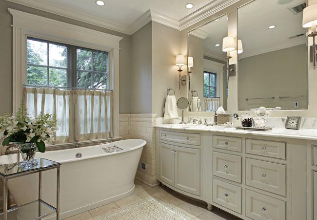 Начало ремонта в ванной. Керамическая плитка для ванной – назначение облицовки