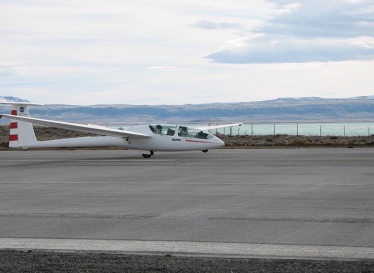 Безмоторный самолет Perlan — история развития планера
