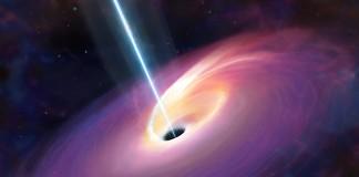 Нетипичная черная дыра