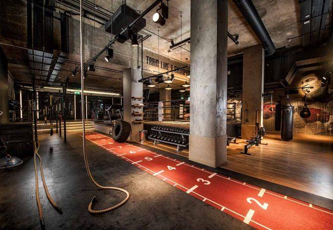 Современные тренажерные залы в Москве