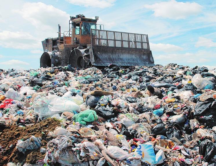 Утилизация отходов и экология: проблемы XXI века