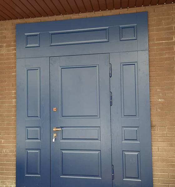 Входные двери в Долгопрудном с гарантией до 10 лет