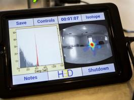 Радиация в реальном времени