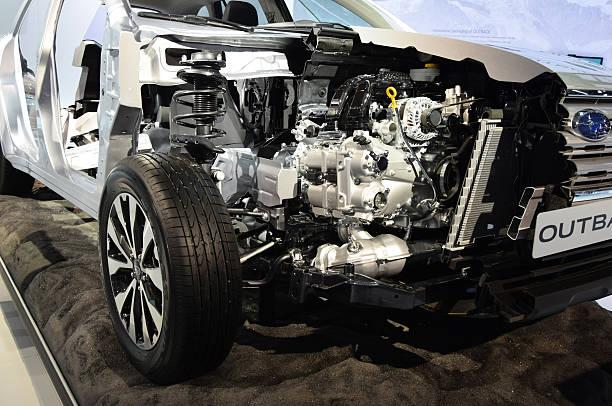 Оригинальные запчасти Subaru в Киеве