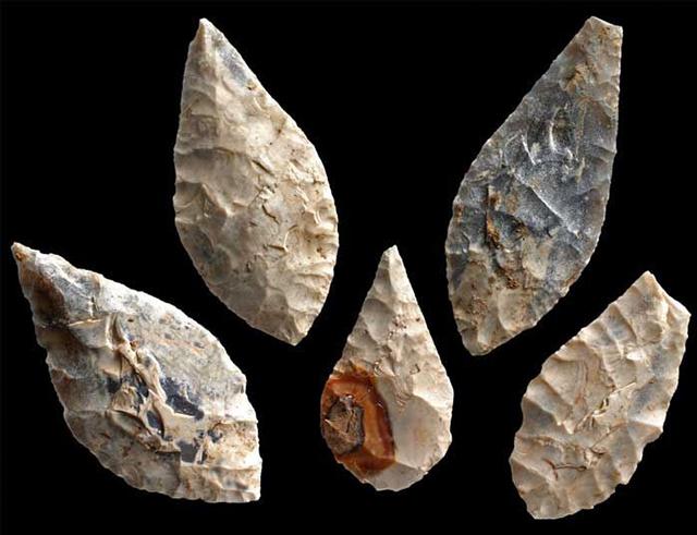 Артефакты времен неолита