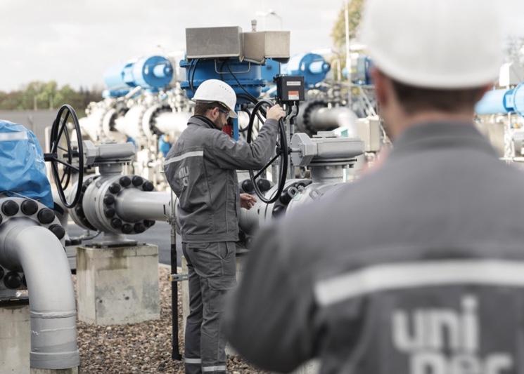 Что представляет собой европейская энергетическая компания Uniper