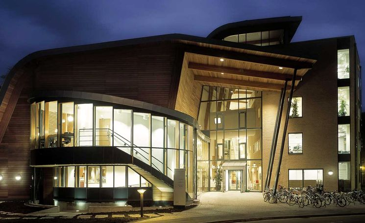 Студеческое общежитие Кембриджского университета