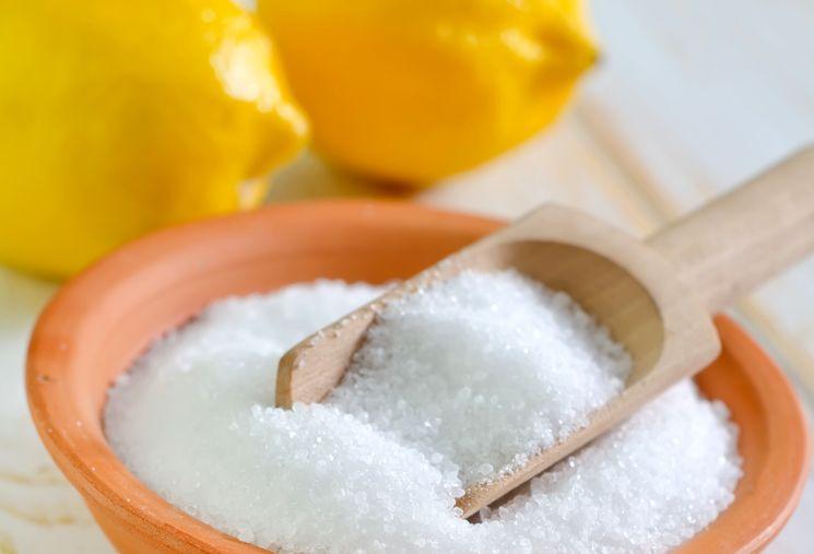 Лимонная кислота для изготовления косметики дома