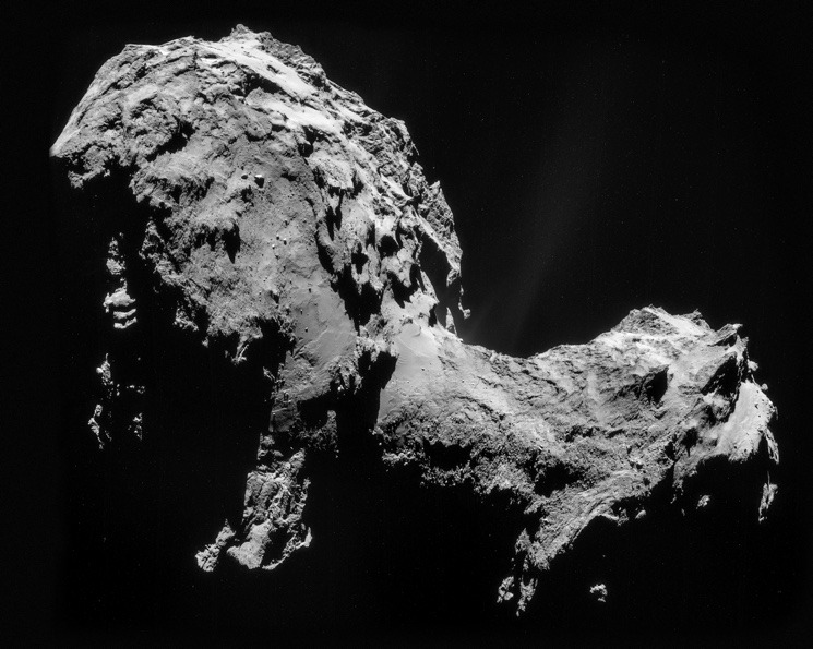 Комета 67P/Чурюмова - Герасименко