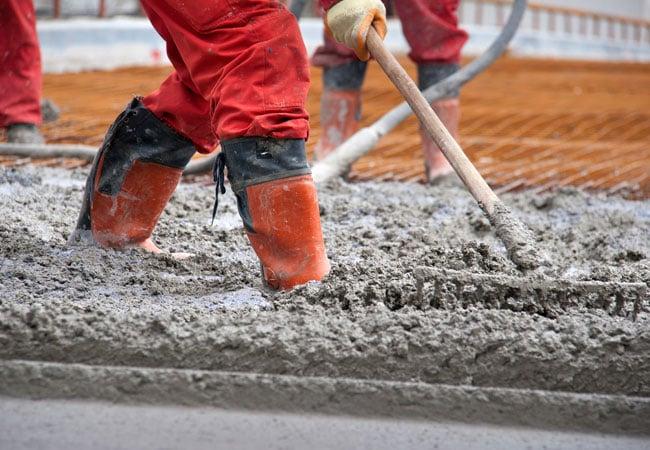 Строительные материалы. Товарный бетон с доставкой миксером в Одессе