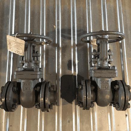 Задвижки стальные клиновые 30с41нж