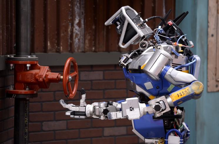 Итоги олимпиады DARPA Robotics