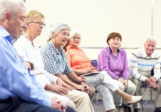 Как выбрать пансионат для пристарелых?