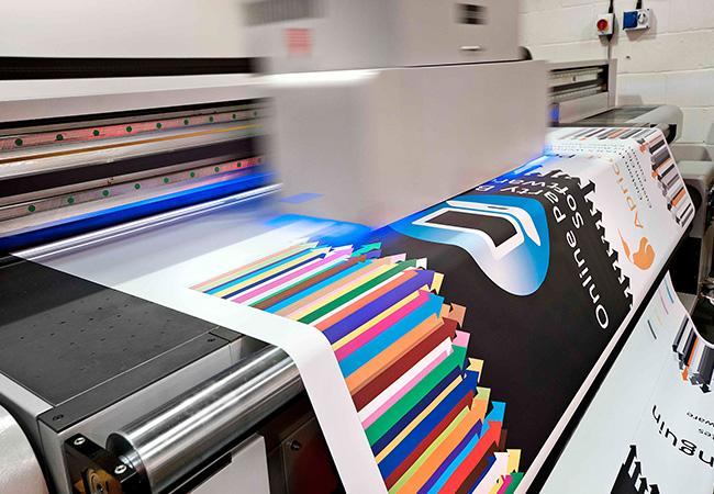 Услуги полиграфии. Печать круглых наклеек и стикеров