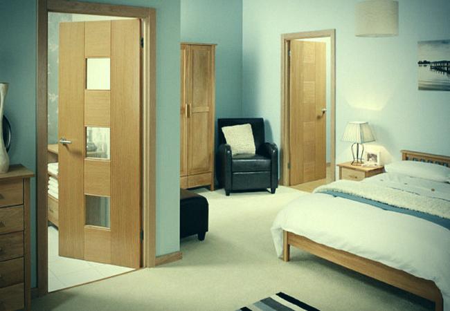 Производство стеновых панелей и межкомнатных дверей. Межкомнатные шпонированные двери