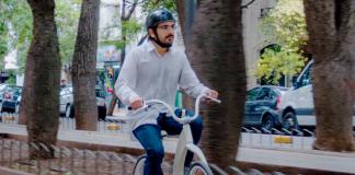 Электровелосипед gibike