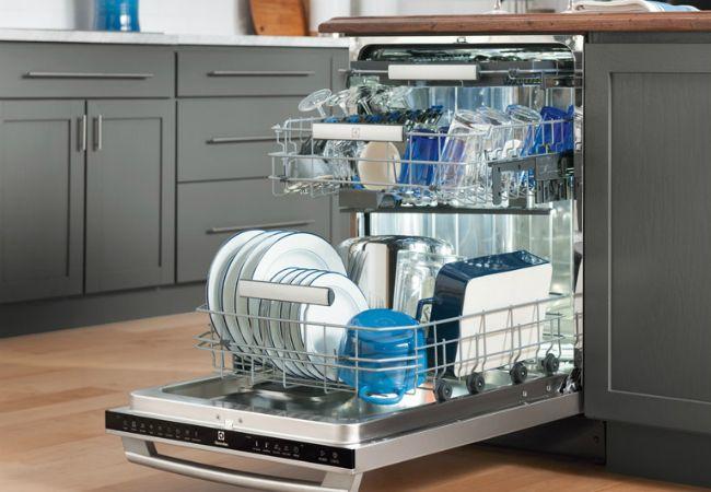 Важная бытовая техника — машина для мойки посуды