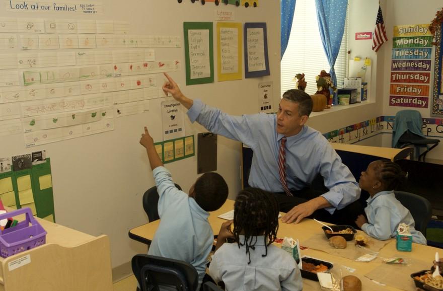 Начальное образование становится приоритетным в США