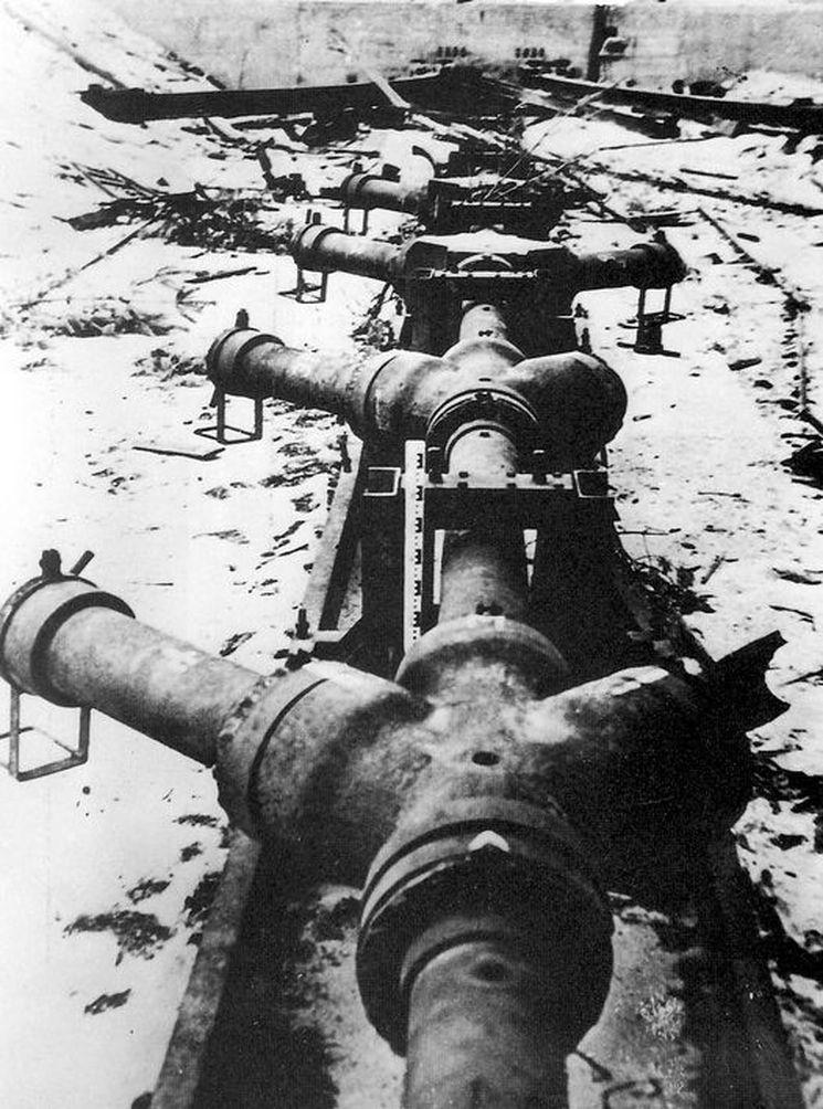 Дальнобойное орудие проекта ФАУ-3