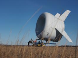 Летающий генератор Altaeros