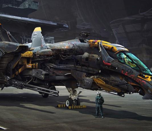 Военная авиация будущего