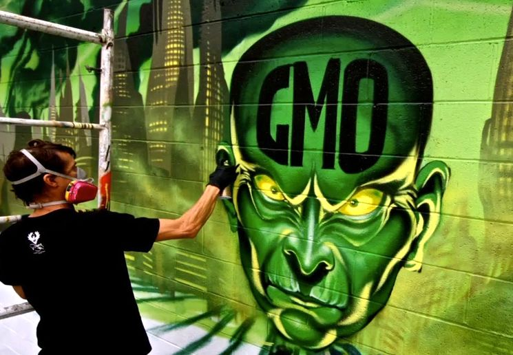 Активисты борьбы с ГМО