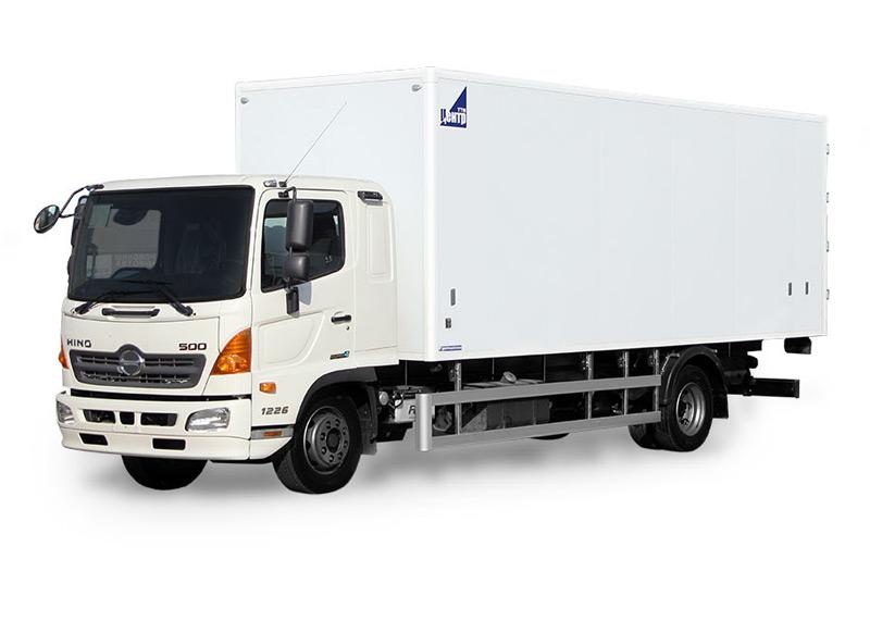 Гарантийное и сервисное обслуживание грузовиков Hino