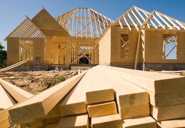 Особенности и преимущества каркасного строительства. Проекты каркасных домов с эркером