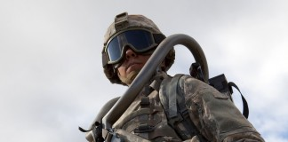 Новый экзоскелет HULC для армии США