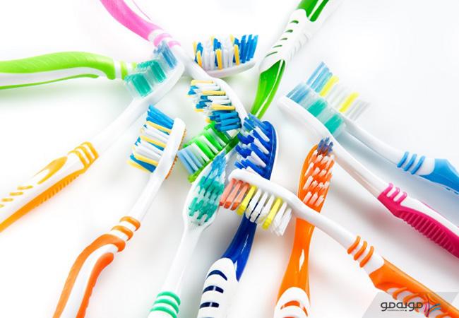 Средства для ухода за полостью рта — зубная щетка в Prostor
