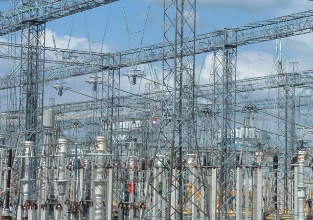 Электроснабжение крупных предприятий