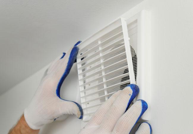Монтаж систем вентиляции, кондиционирования и отопления под ключ в Киеве